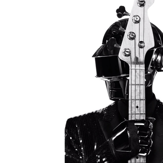 Robot Rock: Daft Punk Stars in Saint Laurent's Music Project
