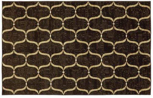 Urban latticework rug