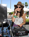 Pretty Little Liars actress Troian Bellisario hit the decks in 2013.