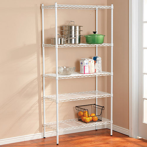 Kitchen Shelving Unit, 5 Tier
