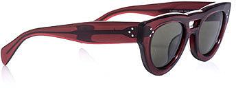 Céline Lady thick-framed sunglasses