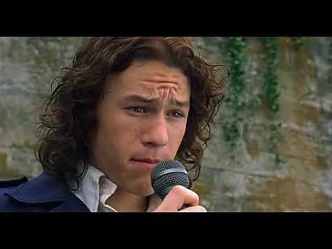 Heather Ledger in 10 Things I Hate About You