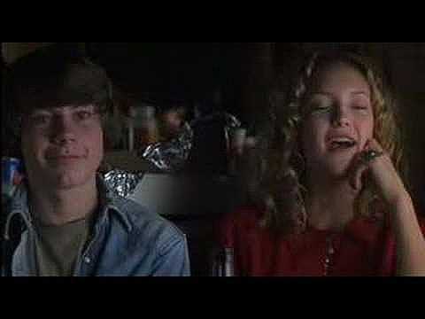 Kate Hudson and Friends in Almost Famous