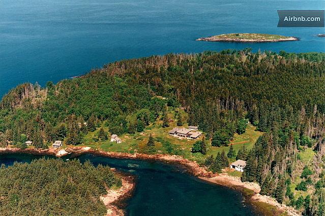 McGee Island, ME