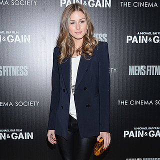 Olivia Palermo Wearing Zara Shoes
