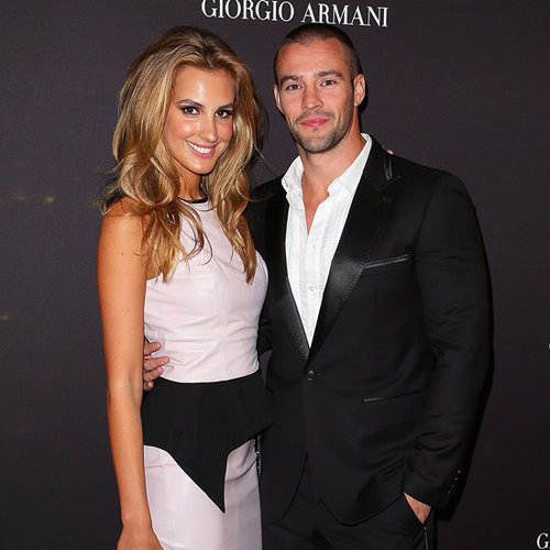 Giorgio Armani Beauty Counter Opening in Sydney Pictures