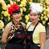 My Kitchen Rules: Ashlee and Sophia Elimination Interview