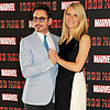 Gwyneth Paltrow at Iron Man 3 Photocall in London