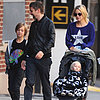 Kate Hudson and Matthew Bellamy Out in NYC