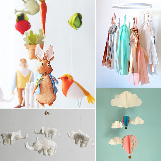 20 Cool, Modern Mobiles From Etsy
