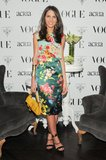 Kelly Talamas at Vogue Mexico's cocktail party in honor of ACRIA. Source: Neil Rasmus/BFAnyc.com