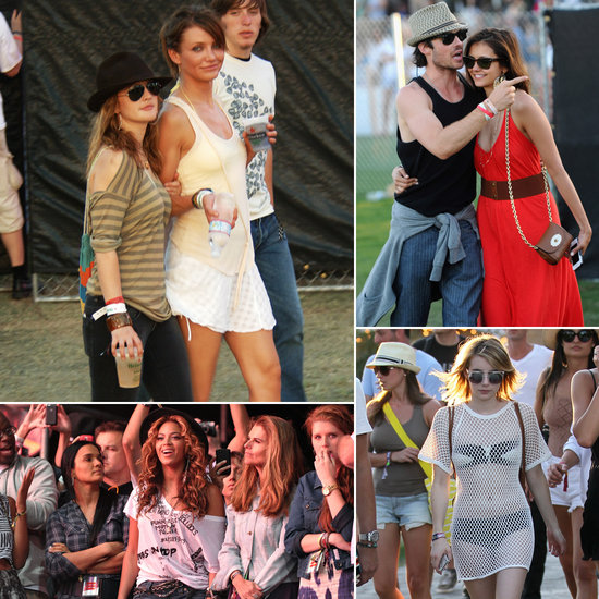 Coachella Is Here — Look Back at Past Festivals!