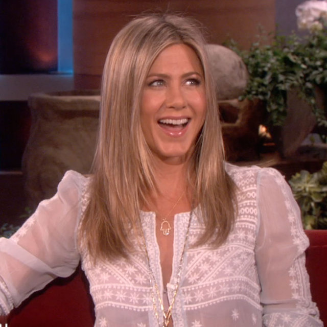 Jennifer Aniston Talks Justin Theroux; Ellen Degeneres Show