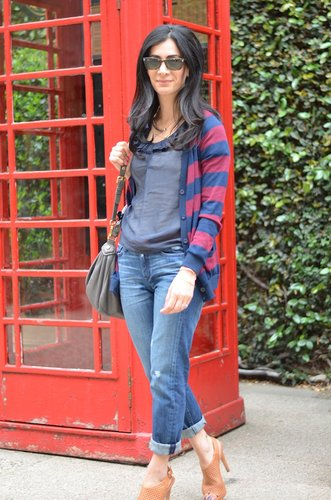 I Heart Vintage Couture - by Annette Vartanian: Phone Booth
