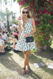 Harley Viera-Newton at Coachella in Indio, CA. Source: David X Prutting/BFAnyc.com