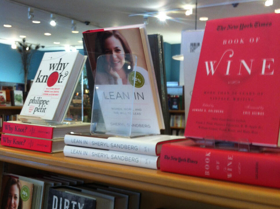 Awkward Book Display
