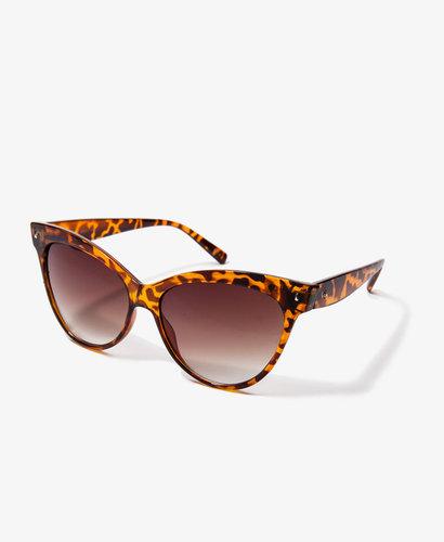 FOREVER 21 F6800 Cat-Eye Sunglasses