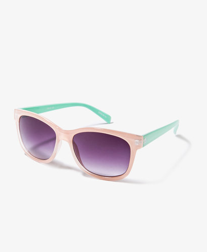 FOREVER 21 F0329 Square Sunglasses