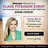 You're Invited to a Class FitSugar Event With Anna Kaiser!