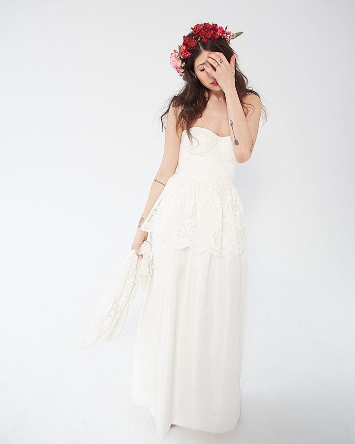 Stone Fox Bride Spring 2013 Lookbook