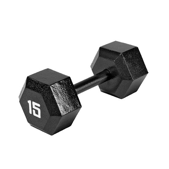 Marcy Iron Dumbbells
