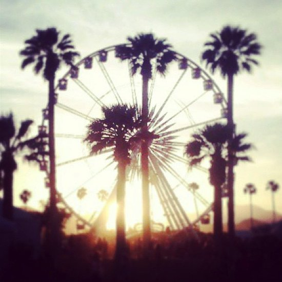 Our Best Instagram Snaps From Coachella Weekend 1