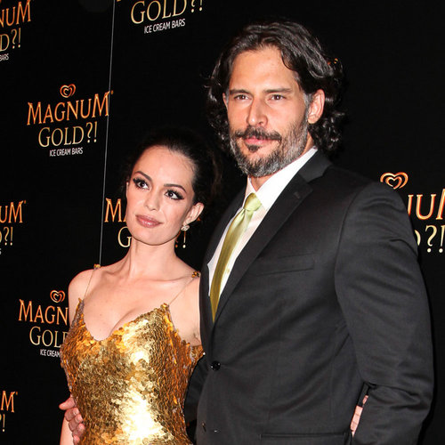 Joe Manganiello at Magnum Ice Cream Launch | Photos