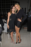 Olivia Wilde had model Karolina Kurkova by her side at a bash celebrating For the Love of Cinema.