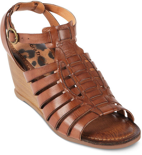 Bare Traps Shoes, Ivania Wedge Sandals