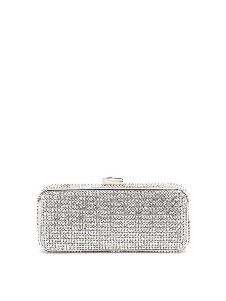 Wear this Badgley Mischka Susan clutch ($299, originally $795) with a black dress to your next upscale wedding event.