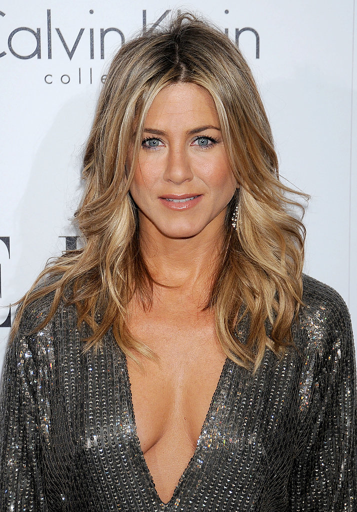 "Of all of Jennifer Aniston's iconic hairstyles, this layered wavy look was your ultimate favorite. It even beat out ""the Rachel."""