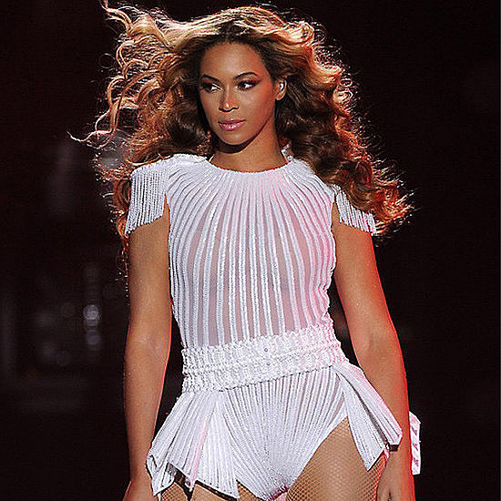 Beyoncé kicked off her Mrs. Carter world tour this week, and we are in love with all of her costumes.