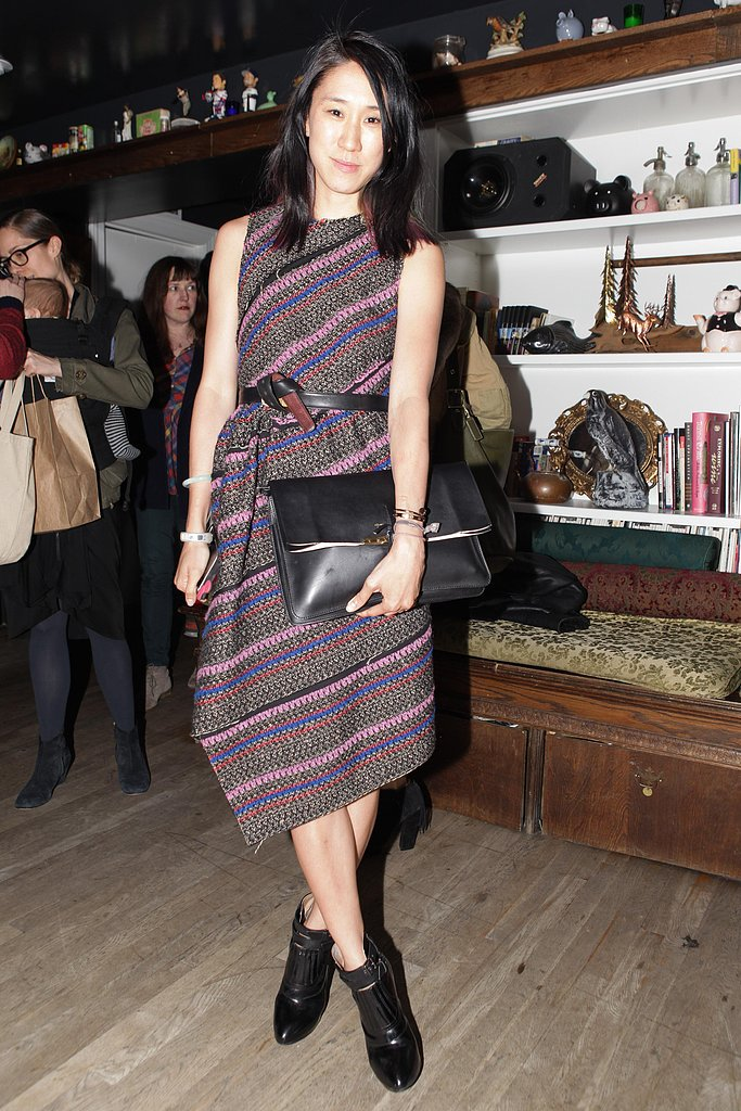 Eva Chen at Jo Malone London's Cherry Bombe launch in New York. Source: Angela Pham/BFAnyc.com