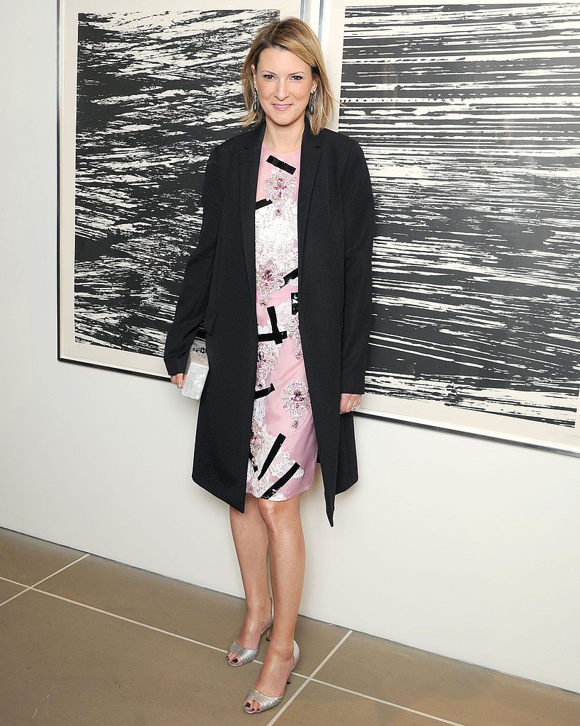 Lizzie Tisch at Calvin Klein and HRC's Americans For Marriage Equality Campaign event. Source: Billy Farrell/BFAnyc.com