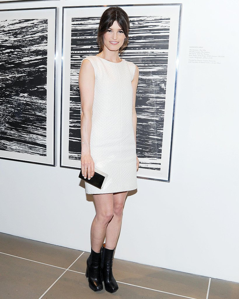 Hanneli Mustaparta at Calvin Klein and HRC's Americans For Marriage Equality Campaign event. Source: Billy Farrell/BFAnyc.com