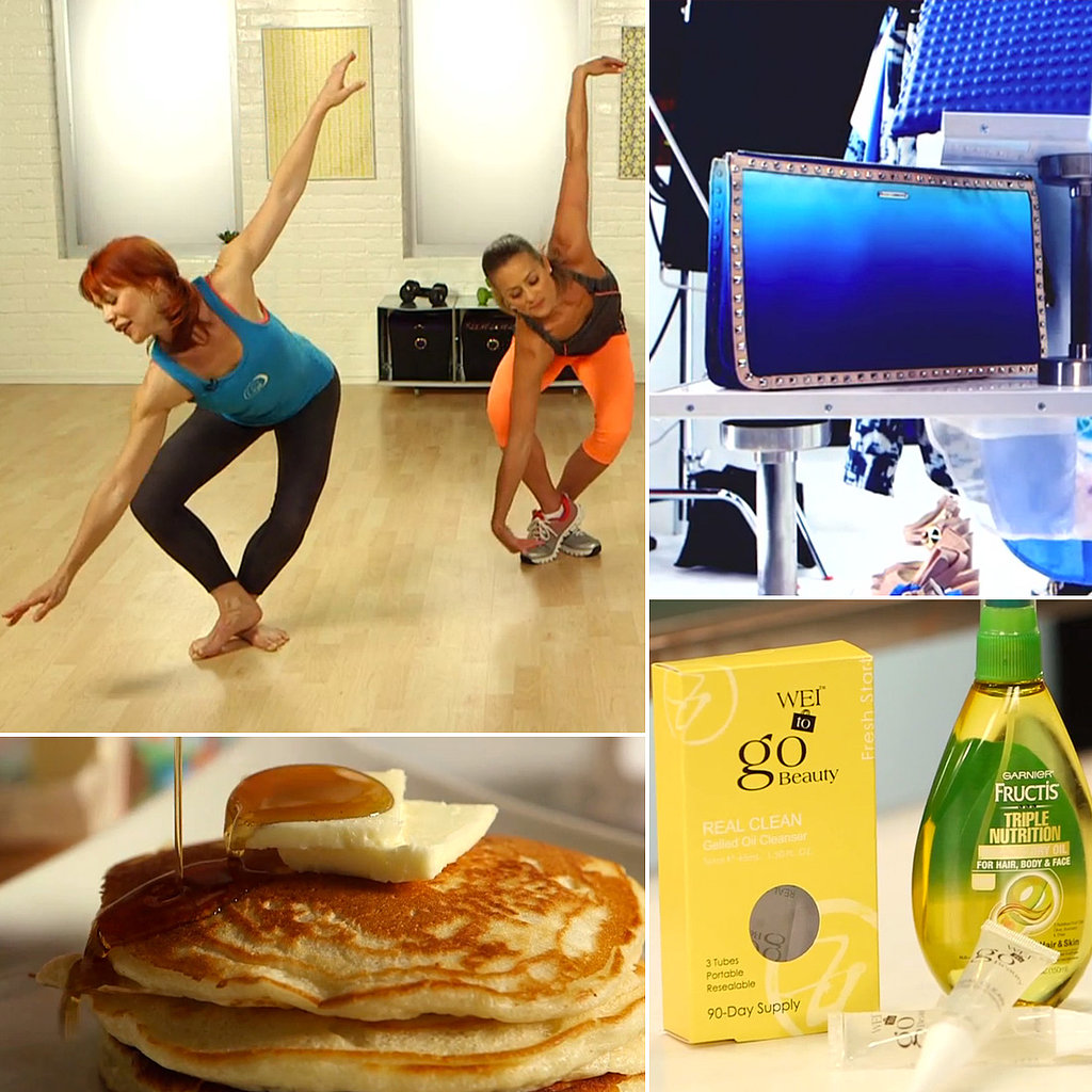 Yoga Booty Ballet Done Right and a Fluffy Pancake Recipe: The Best of POPSUGARTV This Week