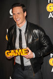 Oh, Ryan's got game alright. Here he is at the Cartoon Network's Hall of Game Awards in February.