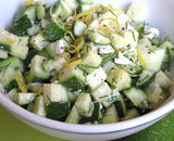 Feta and Zucchini Salad