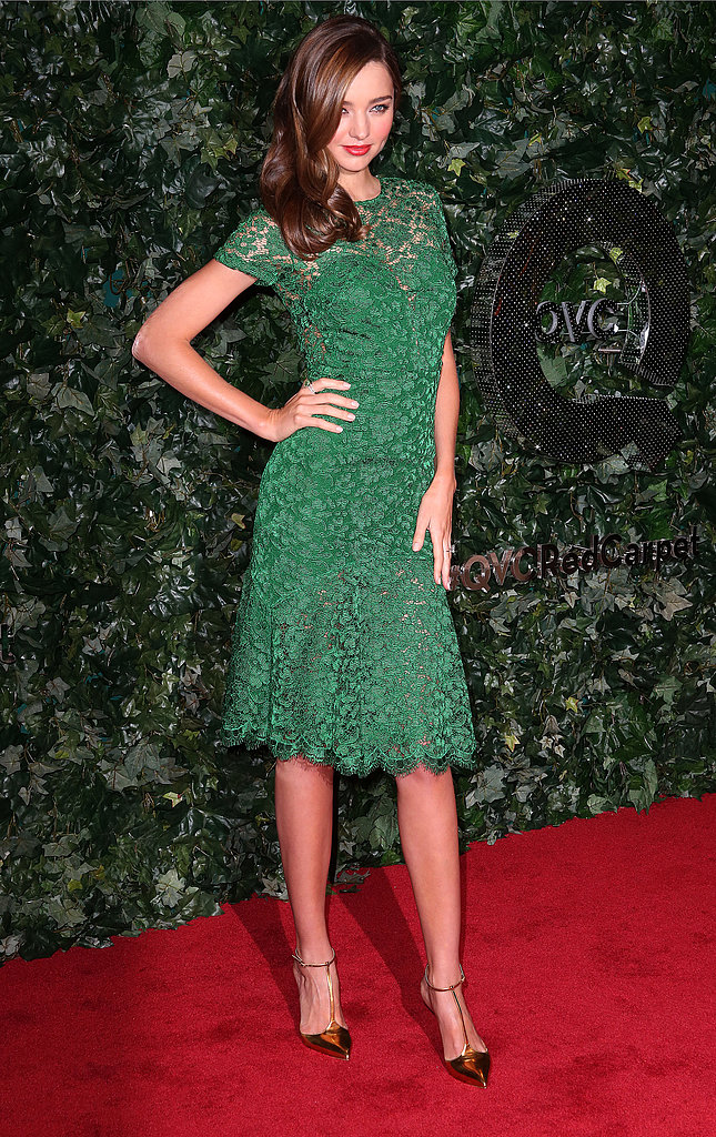 February 2013: QVC Red Carpet Style Event
