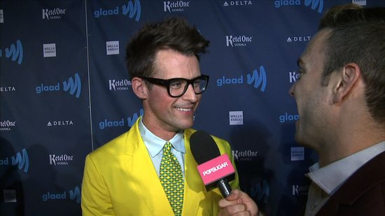 Video: Celebrity Stylist Brad Goreski Talks Madonna and Hot Summer Trends at GLAAD Awards!