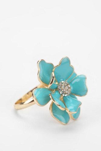 Blooming Flower Ring