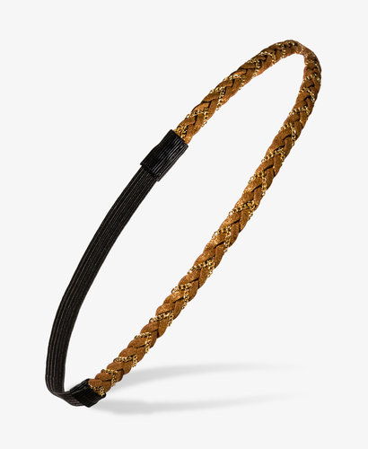 FOREVER 21 Braided Cable Chain Headband