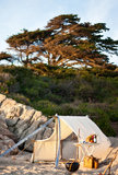 Beach Camping Photo by The Why We Love via 100 Layer Cake