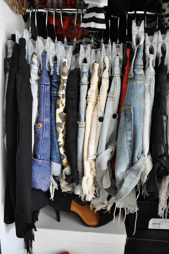 The best way to style your denim is ….