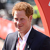 Prince Harry at the London Marathon 2013 | Photos