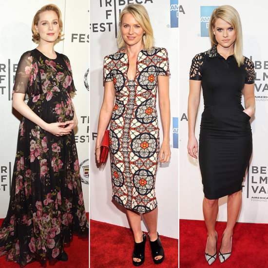 The Tribeca Film Fest Supplies Us With One Chic Look After Another