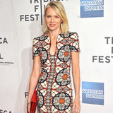 The Latest Celebrity Style from 2013 Tribeca Film Festival