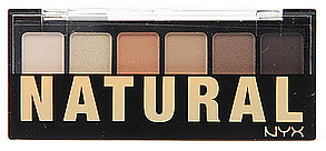 *Accessories Boutique The Natural Shadow Palette