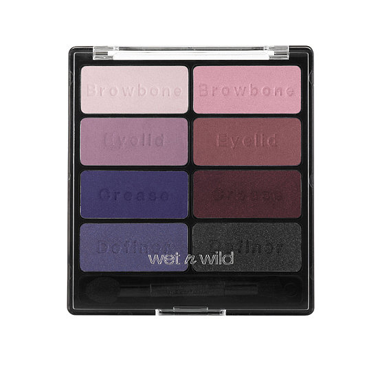 When you want a monotone makeup look, the Wet 'n Wild Icon Collection ($5) is your go-to palette. With eight different shades in the same color family, the possibilities are boundless.