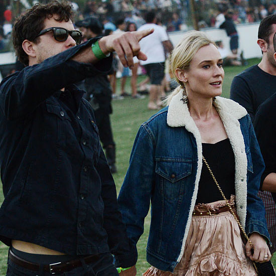 Diane Kruger Leads the Celeb-Style Pack at Coachella Weekend 2